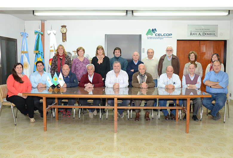 Consejo Administracion Celcop